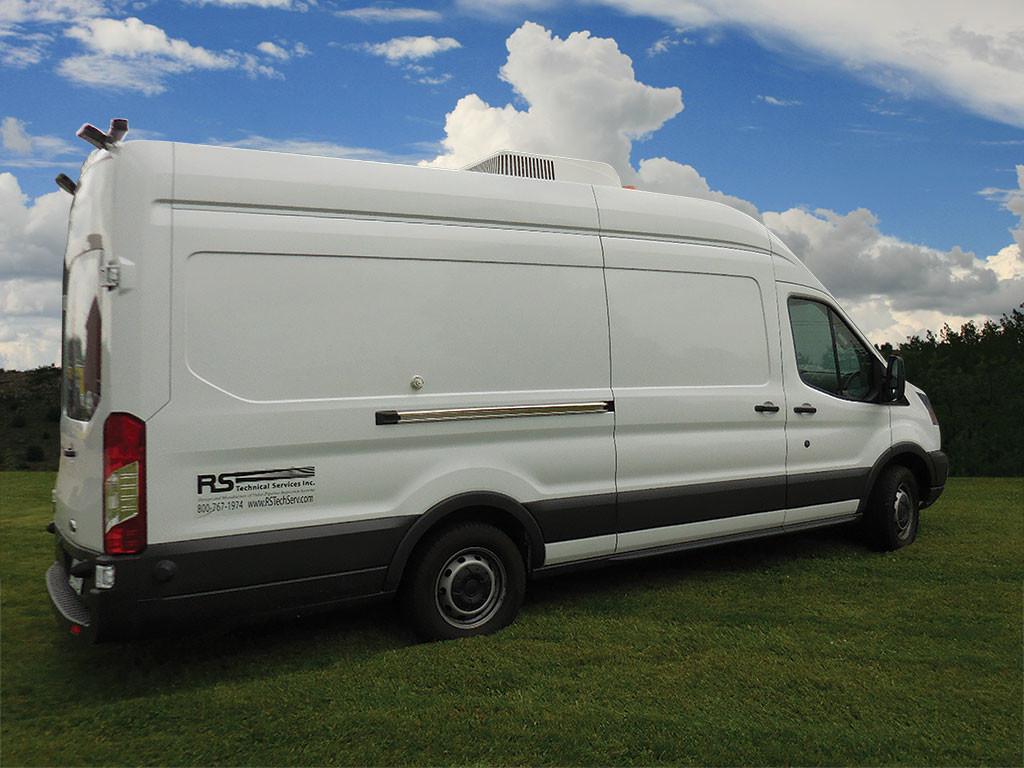 CCTV Inspection Van (Sprinter)