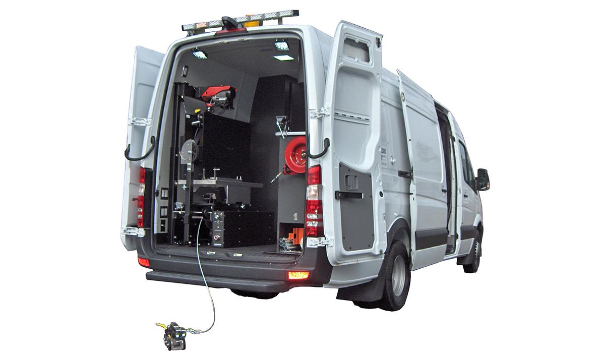 Subsite Inspection Van
