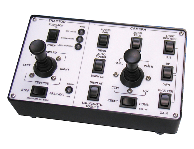 Joystick Auxiliary Controller
