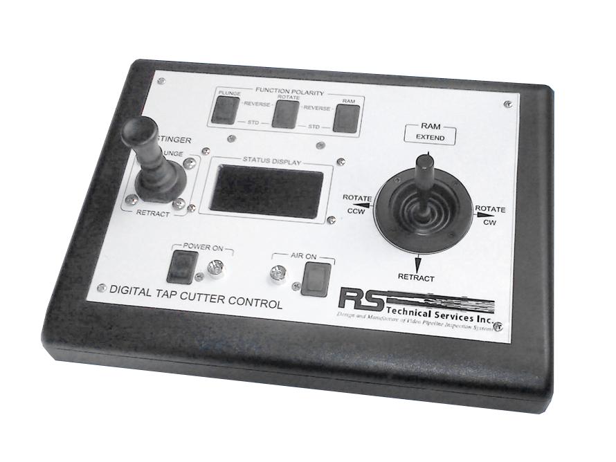 Lateral Reinstatement Cutter Controller