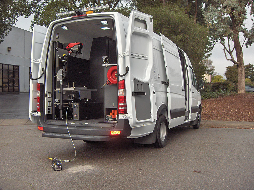 CCTV Inspection Van (Sprinter)
